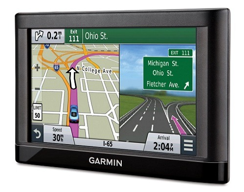Garmin GPS Beautiful Design and Display