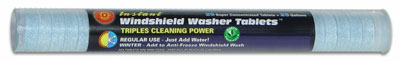 303-(230371) Instant Windshield Washer, 25 Tablet