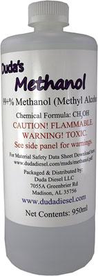 950ml-32-oz Bottle of Pure Methanol Racing Biodiesel