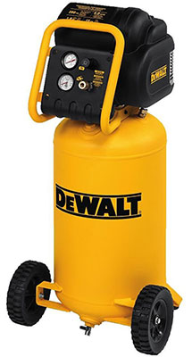 DEWALT D55168 200 PSI 15 Gallon 120-Volt Electric Wheeled