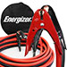 Energizer 1-Gauge 800A Heavy Duty Jumper Battery Cables 25 Ft Booster Jump Start - 25' Allows you to boost battery from behind a vehicle