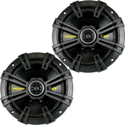 "Kicker 40CSS674 (6-3/4"" component speaker system)"