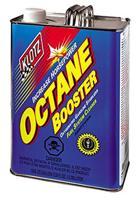 Octane Booster Use In New Cars