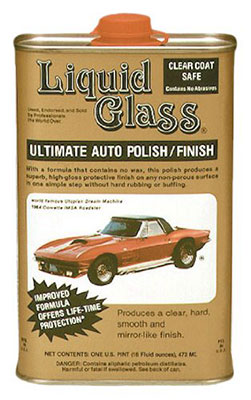 Liquid Glass LG-100 Ultimate Auto Polish/Finish