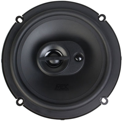 "MTX Terminator653 (Terminator Series 6-1/2"" 3-way car speakers)"
