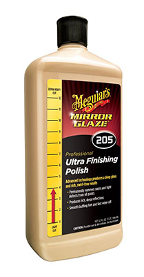 Meguiar's M205 Mirror Glaze Ultra Finishing Polish