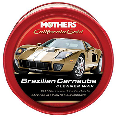 Mothers California Gold Carnauba Cleaner Wax 05500