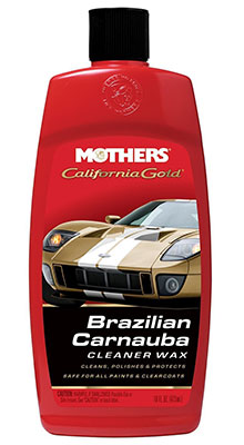 Mothers California Gold Carnauba Wax 05701