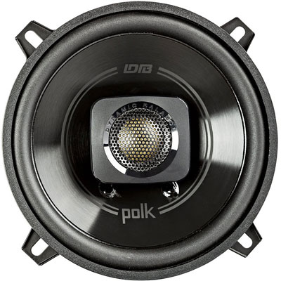 "Polk Audio DB522 (DB+ Series 5-1/4"" 2-way car speakers)"