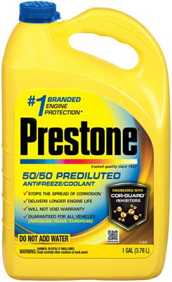 Prestone AF2100 Extended Life 50/50 Antifreeze