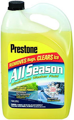 Prestone AS259 All Season Windshield Washer Fluid-1-Gallon