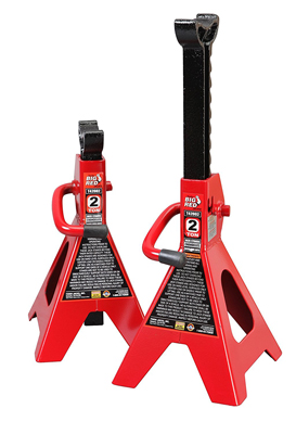 Torin T41202 Jack Stands - 12 Ton, 1 pair