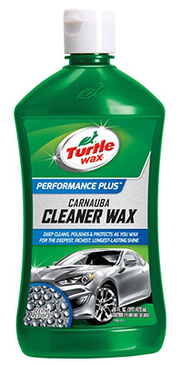 Turtle Wax Carnauba Cleaner Wax T-6A