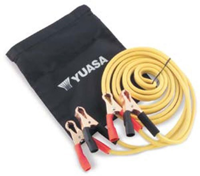 Yuasa Motorcycle Battery Jumper Cables