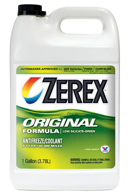 Zerex-Original-Green-Antifreeze--Coolant---1-Gallon