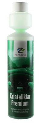 Nextzett 92100815 Kristall Klar Washer Fluid Concentrate
